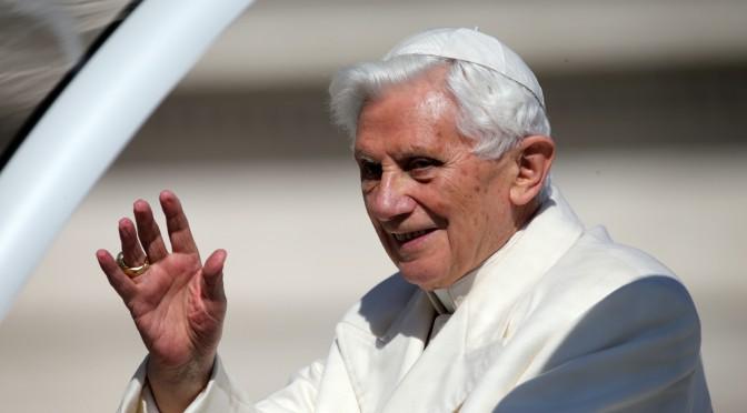 Em. Papst Benedikt